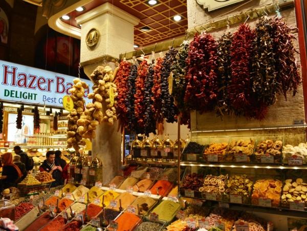 Egypt bazar