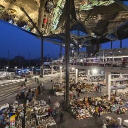 Блошиный рынок Els Encants