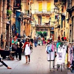 Улица Riera Baixa