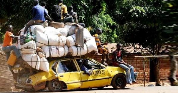 Правила есть правила: во время трансфера водитель не станет везти «дом на колесах»