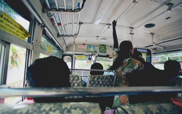 автобус в Галле