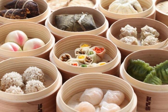 Еда в Гонконге - объедение