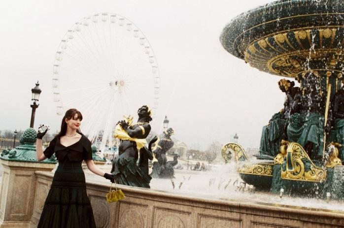 На поиски любви - в Париж!
