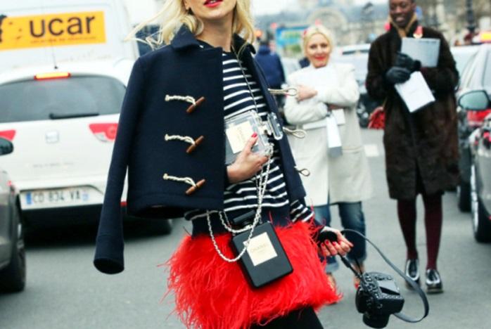 Мода парижских улиц