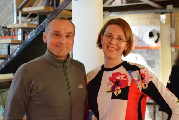 Игорь Захаренко, Татьяна Кондратенко
