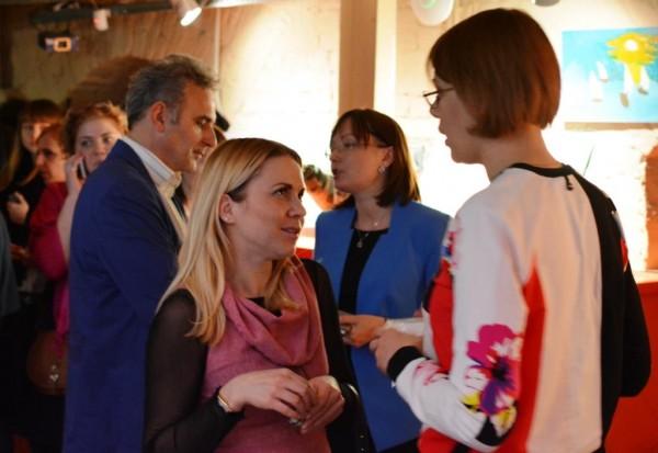 Великолепная четверка: Марина Муха, Татьяна Кондратенко, Валериан Макацария, Елена Кашперская
