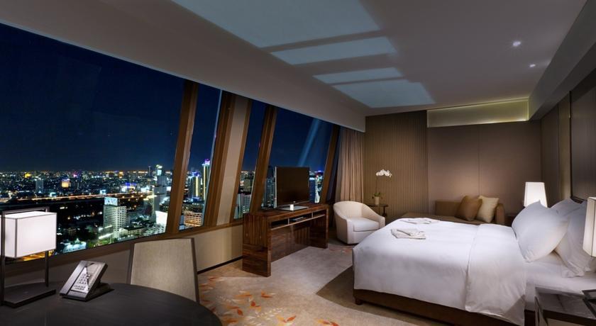 The Okura Prestige Bangkok    5