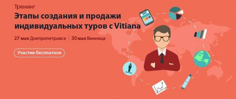 Этапы создания и продажи индивидуальных туров с Vitiana
