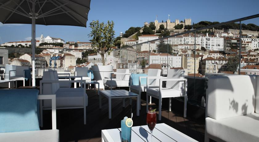 Hotel Mundial Лиссабон 2