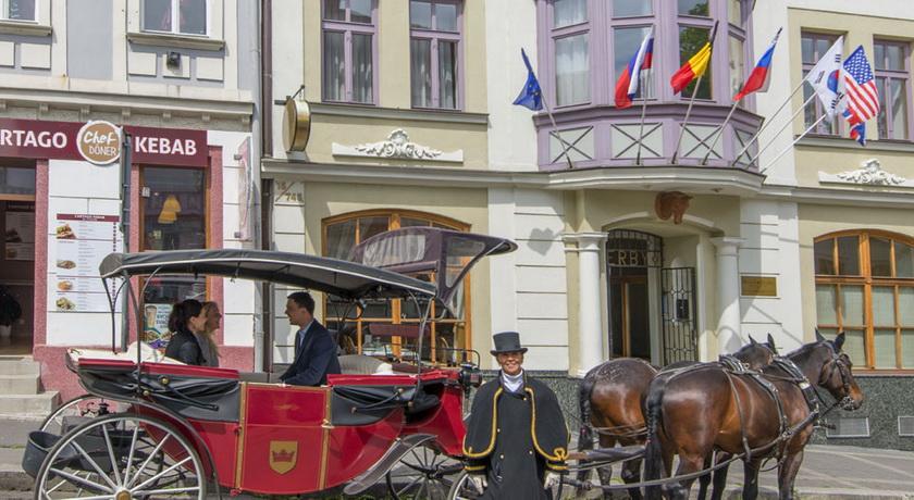 Euroagentur Hotel Derby 4*