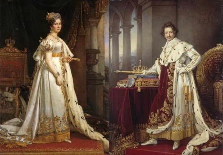 Людвиг и Тереза