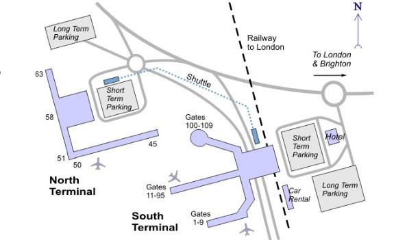 гатвик Дорога до Лондона Дорога до Лондона: аэропорты, транспорт и трансфер gatvik