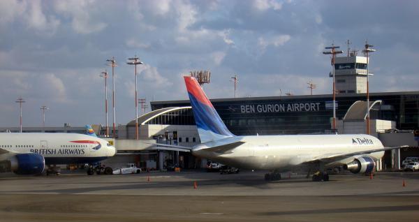 Главный израильский аэропорт назван в честь первого премьер министра страны