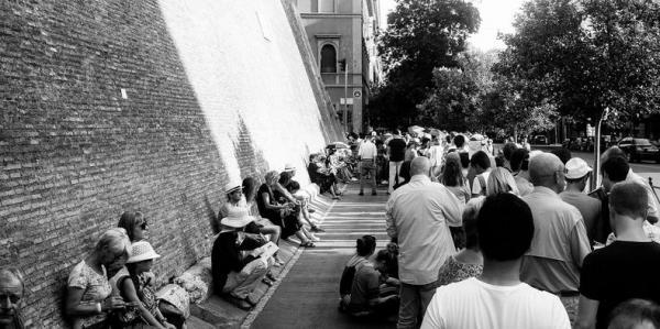 Ватикан: посещение этого города для многих реальная ценность несмотря на очереди