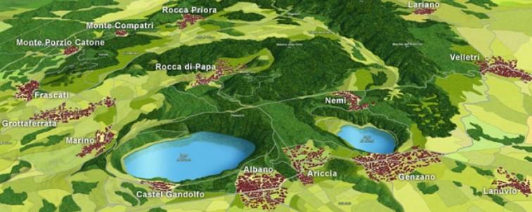 Региональный парк Римских замков