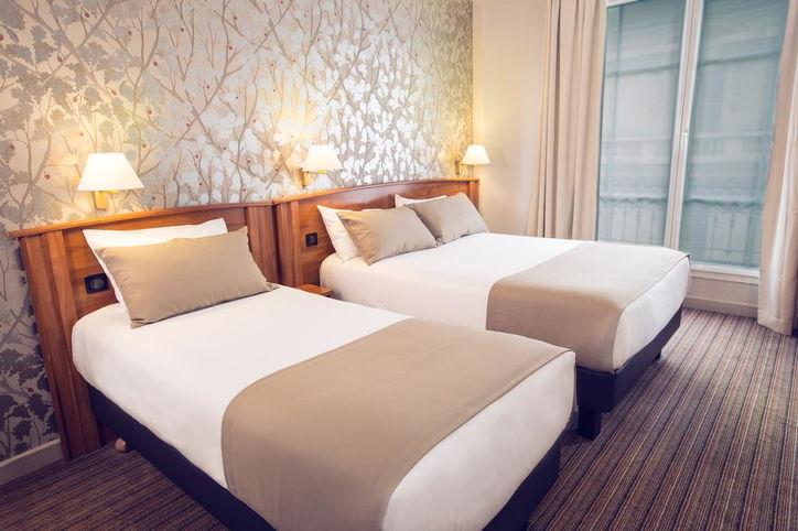 Отель Timhotel Palais Royal