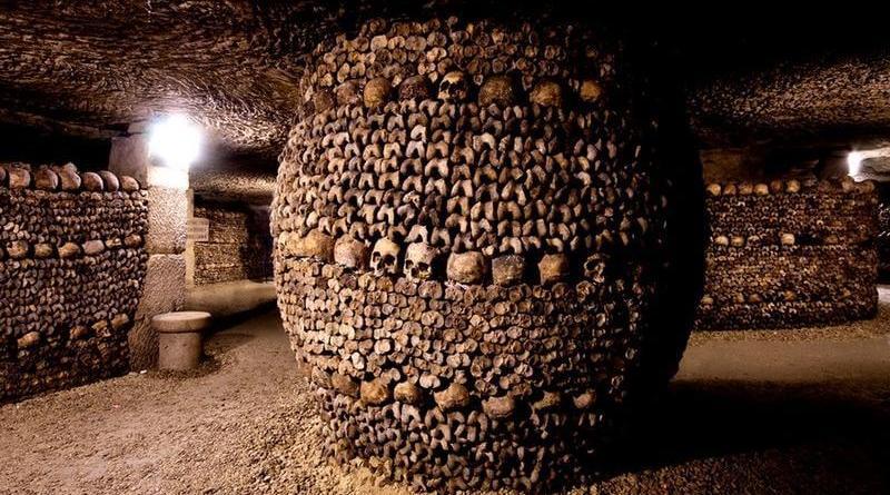 katakomby-parizhа