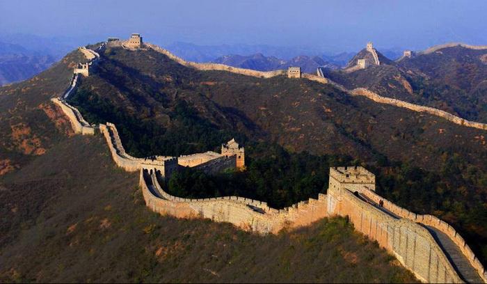 Хотите себе сувенир с Великой Китайской стены?