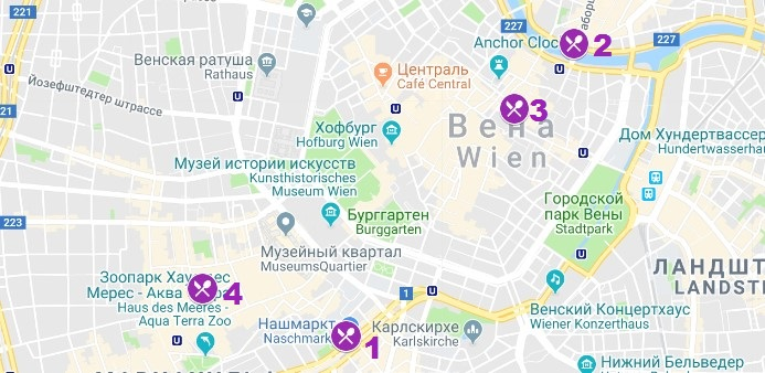 карта_сладости