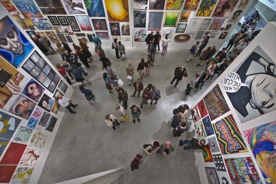 Центра современного искусства «DOX