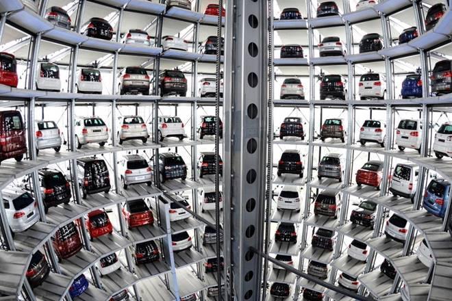 smart-parking-reu