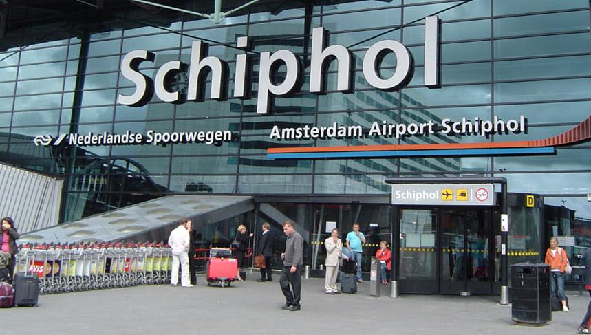 shiphol-airport